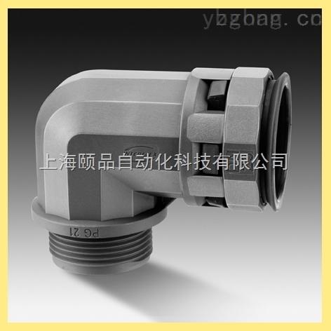 Interflex-90°尼龍軟管接頭(NEC-17N012N, NEC-23N034N)