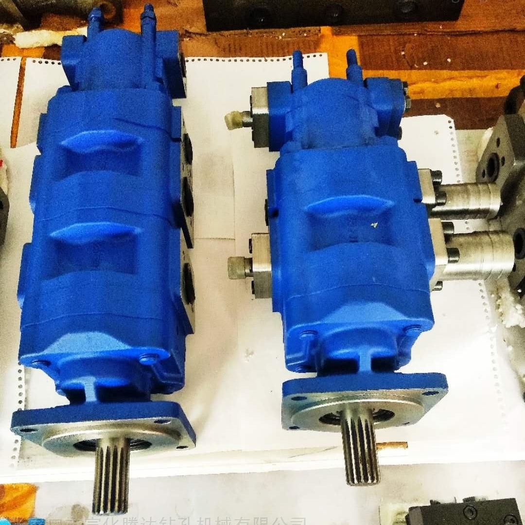 钻机配件三联泵进口泵各种泵