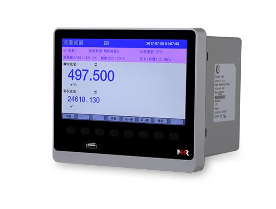 虹润NHR-8600系列8路彩色流量无纸记录仪的常见问题与解决方法